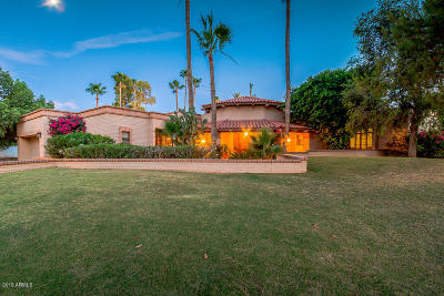 Scottsdale Single Family Home For Sale: 7511 E Northern Avenue