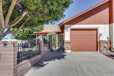 Gemini/Twin Home For Sale: 9806 E Birchwood Avenue