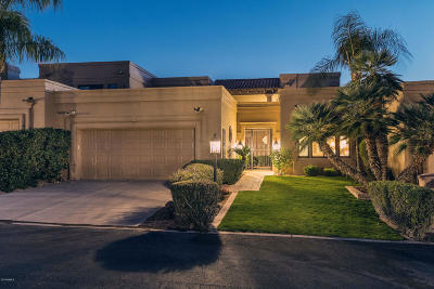 Scottsdale Condo/Townhouse For Sale: 8723 E Paraiso Drive
