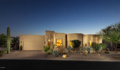 Gold Canyon AZ Single Family Home For Sale: $625,000