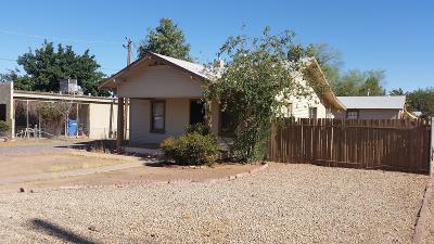 Phoenix Single Family Home For Sale: 1421 E Virginia Avenue