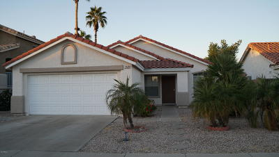 Chandler AZ Single Family Home For Sale: $270,000