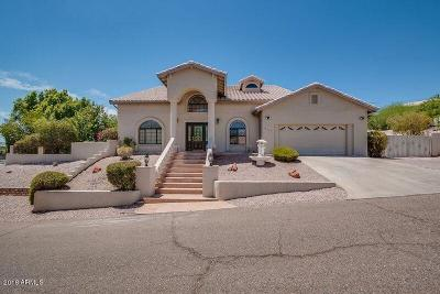 Phoenix Single Family Home For Sale: 13602 N 17th Place