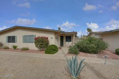 Sun City West Rental For Rent: 19637 N Star Ridge Drive