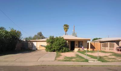 Phoenix Single Family Home For Sale: 3412 W Willetta Street