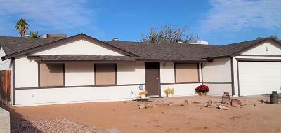 Phoenix Single Family Home For Sale: 3630 E Captain Dreyfus Avenue