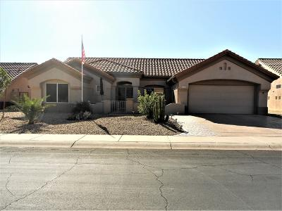 Sun City West AZ Single Family Home For Sale: $268,000