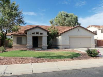 Gilbert Single Family Home For Sale: 1159 E Del Rio Street