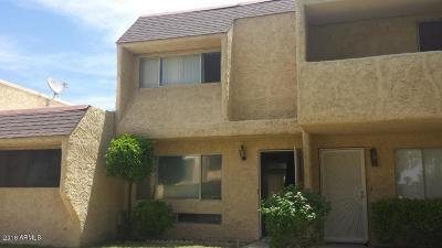 Mesa Condo/Townhouse For Sale: 2221 W Farmdale Avenue #10
