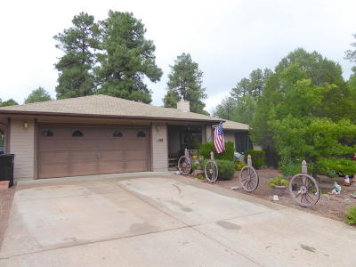 Payson Single Family Home For Sale: 404 W Sherwood Drive