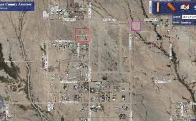 Wittmann Residential Lots & Land For Sale: 225xx W Duane Lane