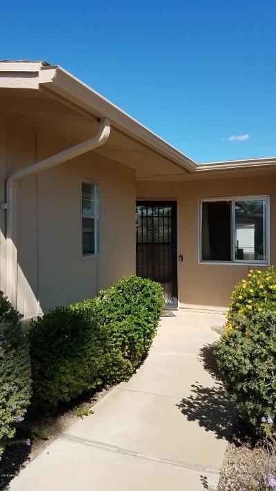 Sun City West Rental For Rent: 19247 N Star Ridge Drive