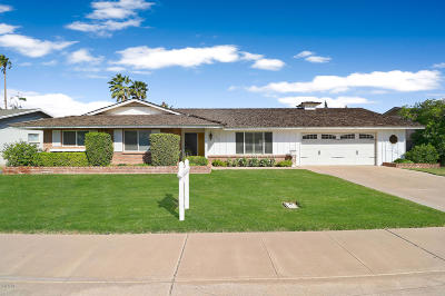 Scottsdale Single Family Home For Sale: 8538 E Angus Drive