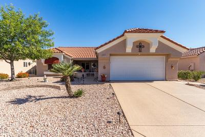 Sun City West AZ Single Family Home For Sale: $294,900