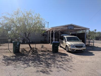 Gila Bend Single Family Home For Sale: 519 W Norma Street