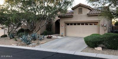 Scottsdale Single Family Home For Auction: 15854 N 107th Place