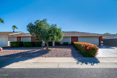 Sun City West AZ Single Family Home For Sale: $315,000