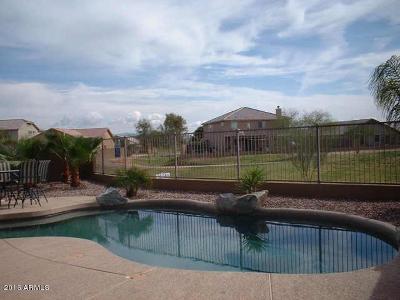Queen Creek Rental For Rent: 22803 S 212th Street