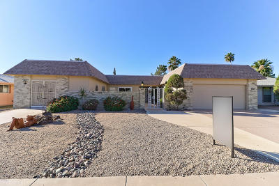 Sun City AZ Single Family Home For Sale: $360,000