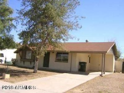 Phoenix Single Family Home For Sale: 4117 E Saint Catherine Avenue