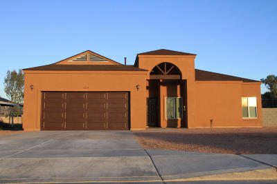 Phoenix Single Family Home For Sale: 5219 S 20th Place