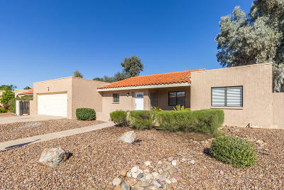 Casa Grande Single Family Home For Sale: 1956 N Camino Real Drive