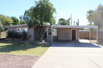 Phoenix Single Family Home For Sale: 2827 E Osborn Road