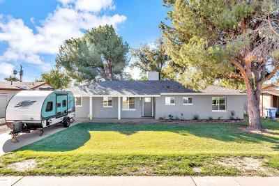 Phoenix Single Family Home For Sale: 2231 E Earll Drive