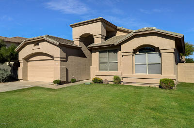 Gilbert Single Family Home For Sale: 3676 E Feather Avenue