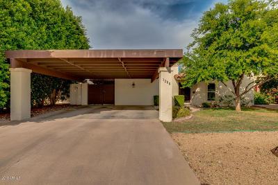Phoenix Condo/Townhouse For Sale: 1208 E Palo Verde Drive