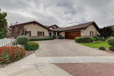 Phoenix Single Family Home For Sale: 2521 E Solano Drive