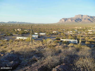 Apache Junction Residential Lots & Land For Sale: 6150 E 36th Avenue