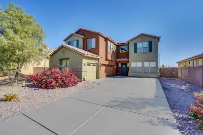 Casa Grande Single Family Home For Sale: 2642 N Franz Lane