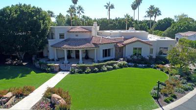 Phoenix Single Family Home For Sale: 5449 E Mariposa Street