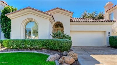 Scottsdale AZ Single Family Home For Sale: $825,000