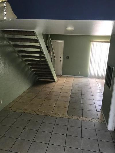 Phoenix Condo/Townhouse For Sale: 3526 W Dunlap Avenue #140
