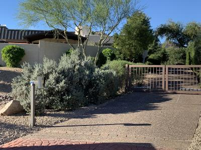 Paradise Valley Single Family Home For Sale: 4544 E Pebble Ridge Road