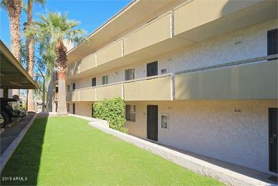 Scottsdale Apartment For Sale: 7625 E Camelback Road #108A
