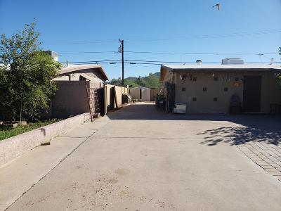 Phoenix AZ Single Family Home For Sale: $205,000
