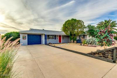 Sun City Single Family Home For Sale: 11650 N Hacienda Drive