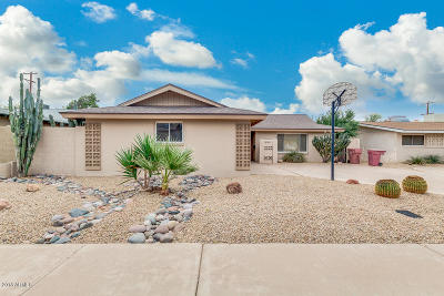 Scottsdale Single Family Home For Sale: 8743 E El Nido Lane