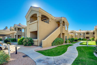 Scottsdale Condo/Townhouse For Sale: 5335 E Shea Boulevard #1099