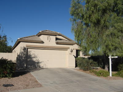 Maricopa Single Family Home For Sale: 42746 W Kendra Way