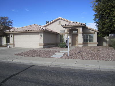 Chandler Single Family Home For Sale: 1692 W Sparrow Drive