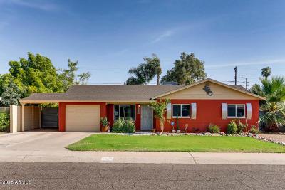 Phoenix Single Family Home For Sale: 2509 E Minnezona Avenue