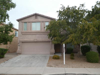 Queen Creek Rental For Rent: 1118 E Desert Springs Way