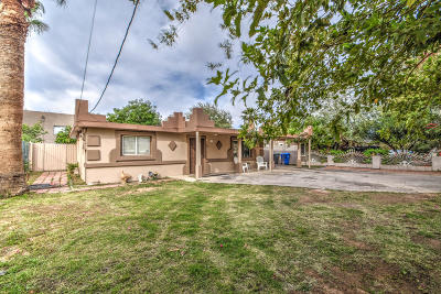 Phoenix Single Family Home For Sale: 4228 N 23rd Avenue