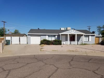 Phoenix Single Family Home For Sale: 8149 W Piccadilly Road