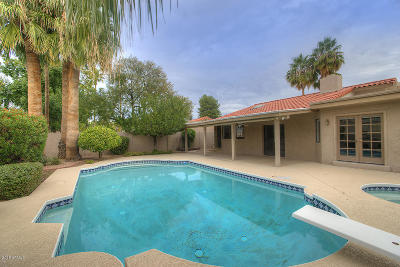 Scottsdale Single Family Home For Sale: 16202 N 62nd Way