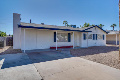 Scottsdale Single Family Home For Sale: 7917 E Willetta Street